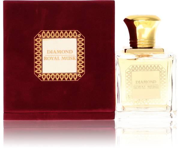 Diamond Royal Musk Perfume