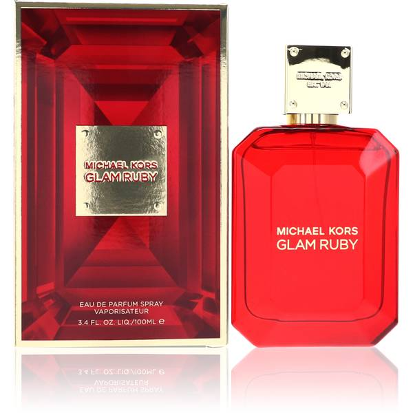 Michael Kors Glam Ruby Perfume