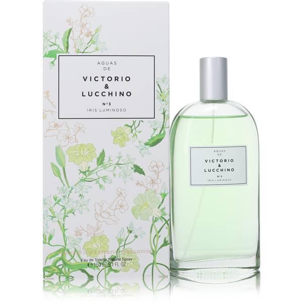 No3 Iris Luminoso Perfume by Victorio & Lucchino
