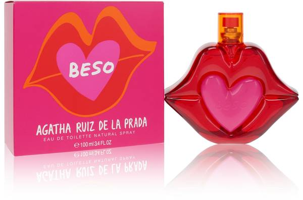 Agatha Ruiz De La Prada Beso Perfume