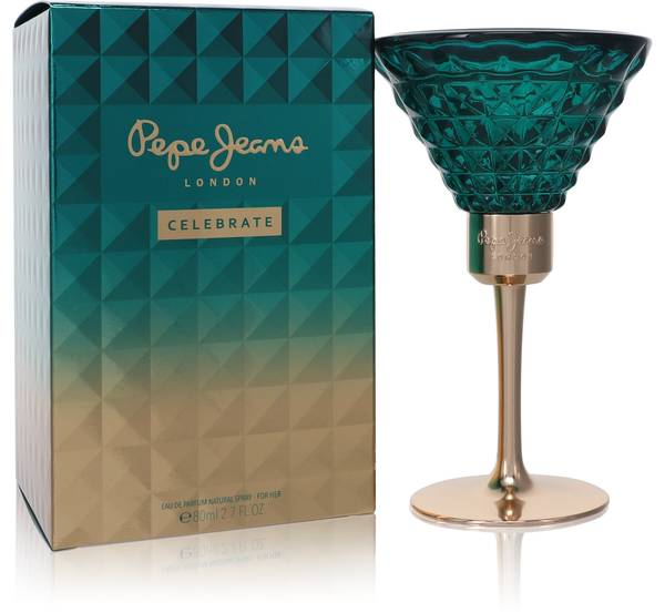 Pepe Jeans Celebrate Perfume by Pepe Jeans London