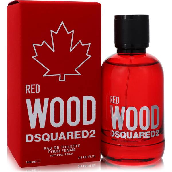 Dsquared2 Red Wood Perfume by Dsquared2