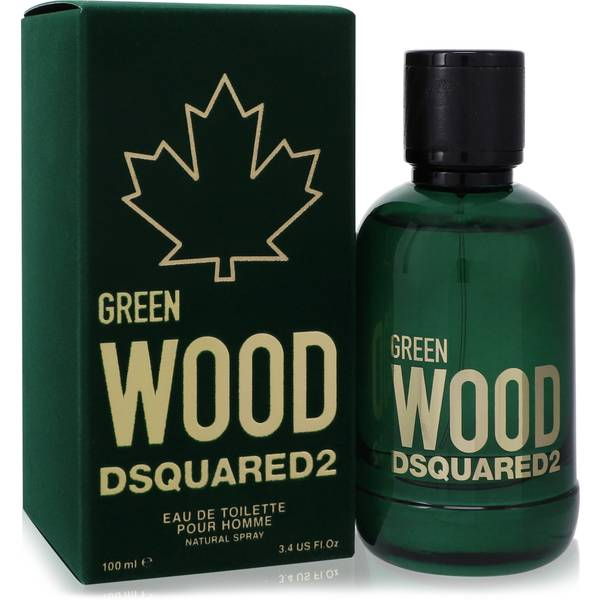 Dsquared2 Green Wood Cologne