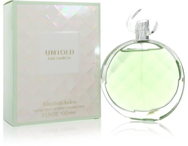 Untold Eau Fraiche Perfume