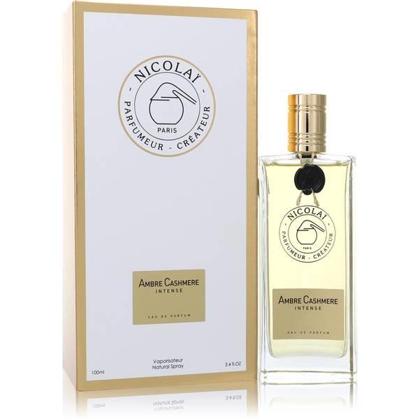 Ambre Cashmere Intense Perfume