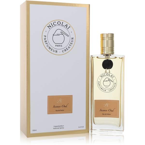 Nicolai Incense Oud Perfume