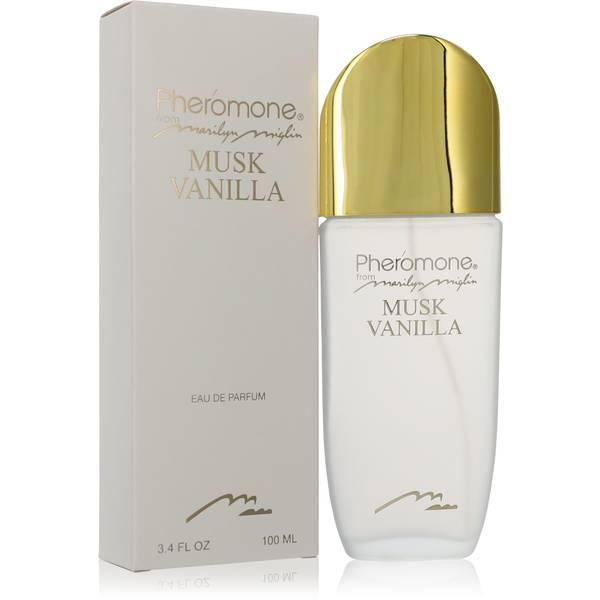 Pheromone Musk Vanilla Perfume by Marilyn Miglin