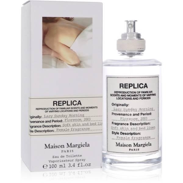 Replica Lazy Sunday Morning Perfume by Maison Margiela
