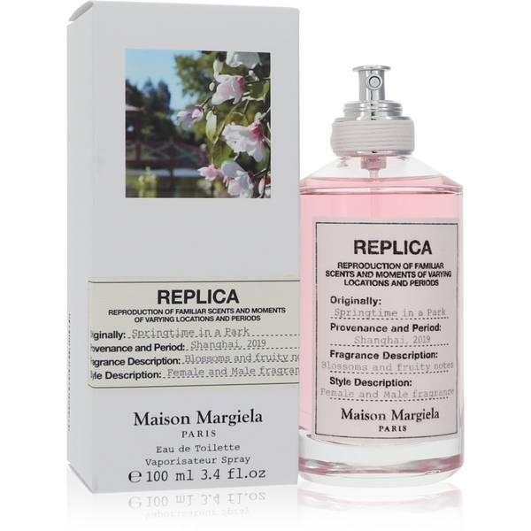 Replica Springtime In A Park Perfume by Maison Margiela