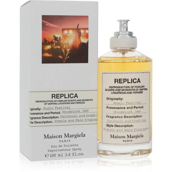 Replica Music Festival Perfume by Maison Margiela
