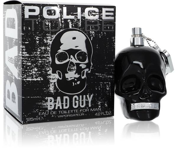 Police To Be Bad Guy Cologne