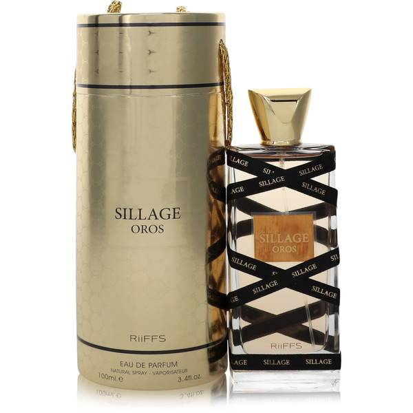 Sillage Oros Cologne