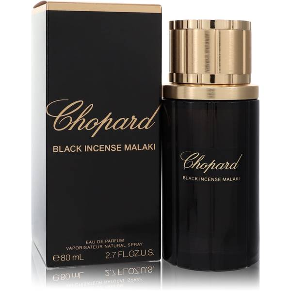 Chopard Black Incense Malaki Perfume
