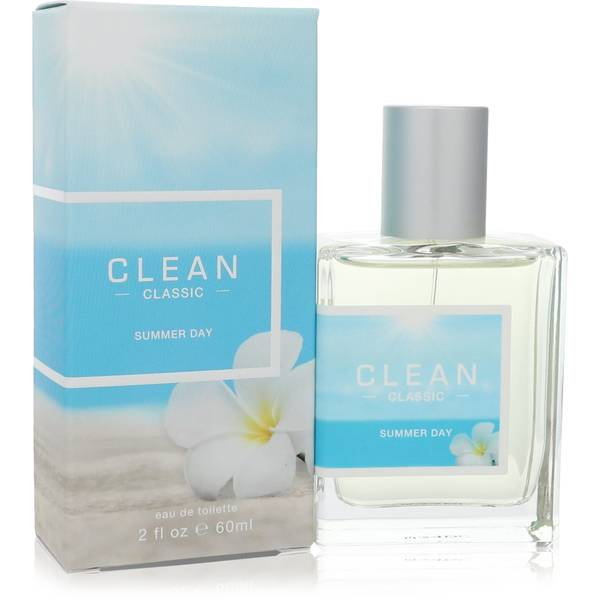 Clean Classic Summer Day Perfume