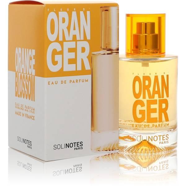 Solinotes Fleur D'oranger Perfume