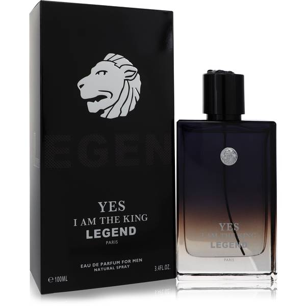 Yes I Am The King Legend Cologne by Geparlys