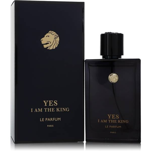 Yes I Am The King Cologne