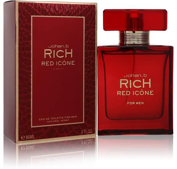 Johan B Rich Red Icone Cologne
