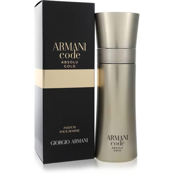 Armani Code Absolu Gold Cologne by Giorgio Armani