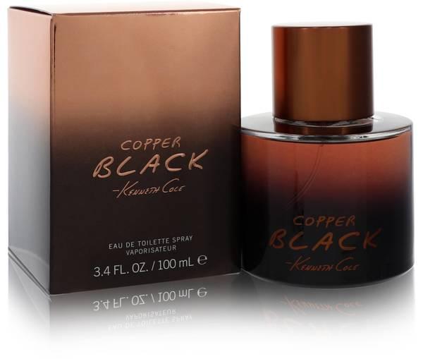 Kenneth Cole Copper Black Cologne