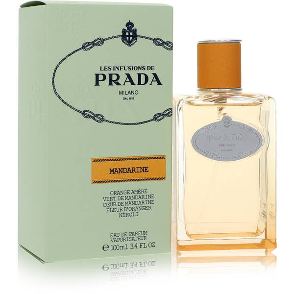 Prada Les Infusions Mandarine Perfume by Prada