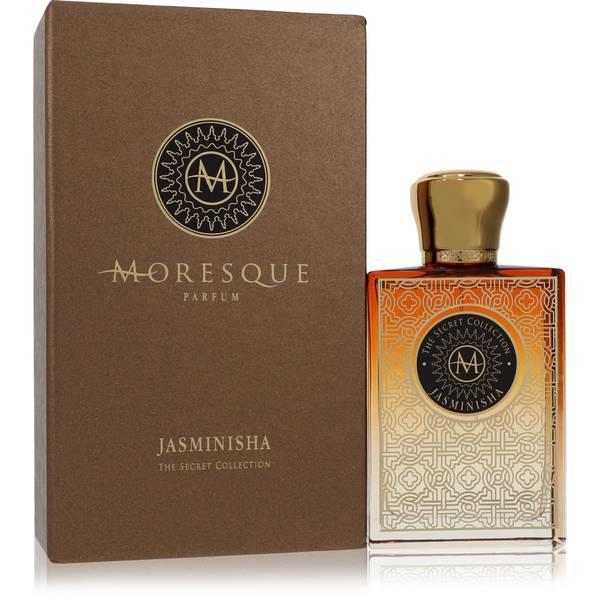 Moresque Jasminisha Secret Collection Cologne