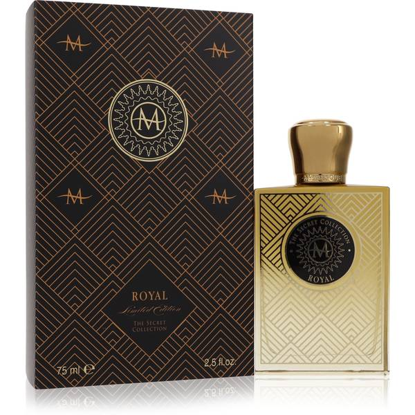 Moresque Royal Limited Edition Perfume by Moresque
