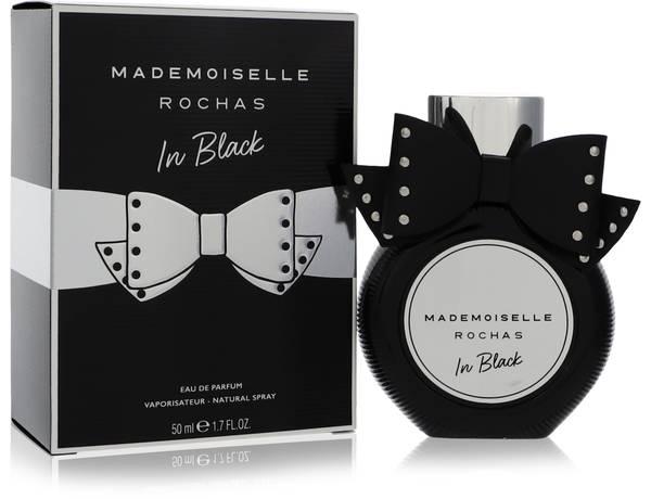 Mademoiselle Rochas In Black Perfume by Rochas