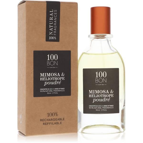 100 Bon Mimosa & Heliotrope Poudre Cologne by 100 Bon