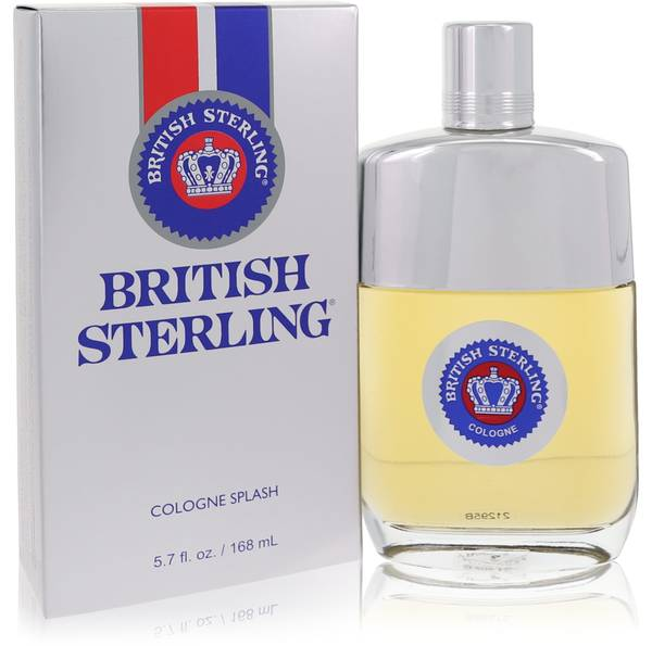 British Sterling Cologne