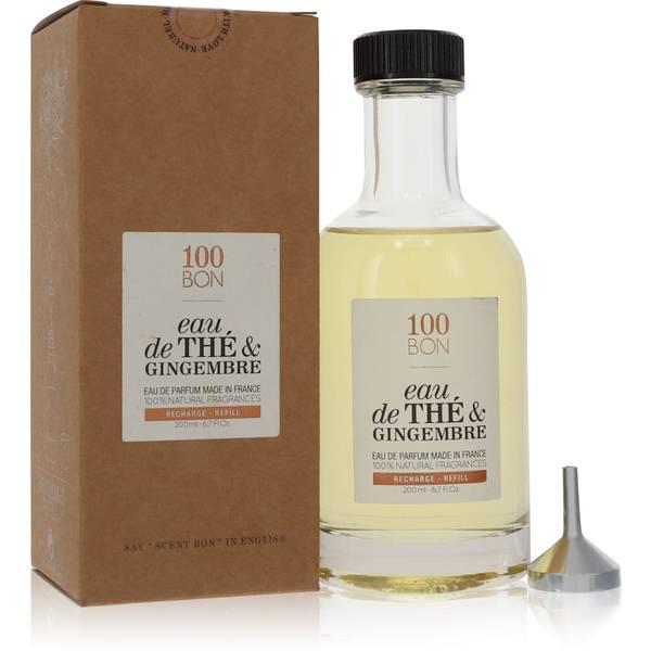 100 Bon Eau De The & Gingembre Cologne by 100 Bon