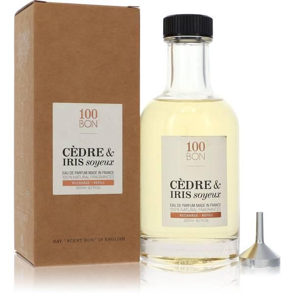 100 Bon Cedre & Iris Soyeux Cologne