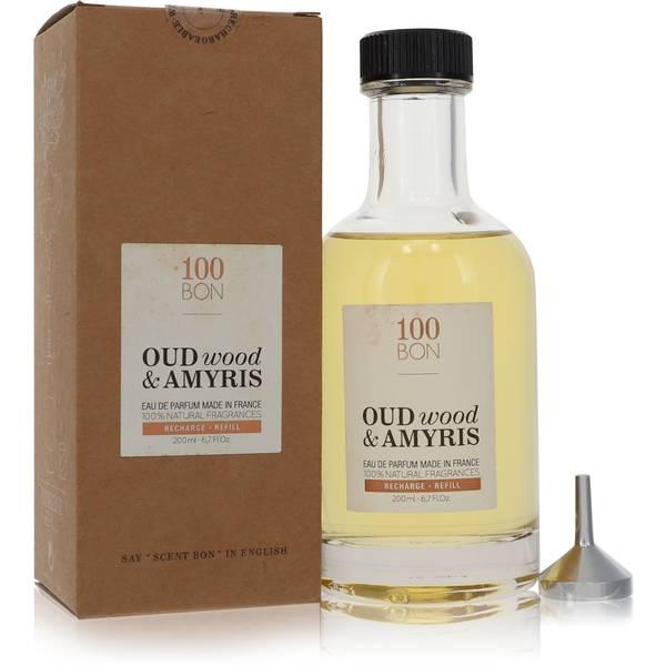 100 Bon Oud Wood & Amyris Cologne
