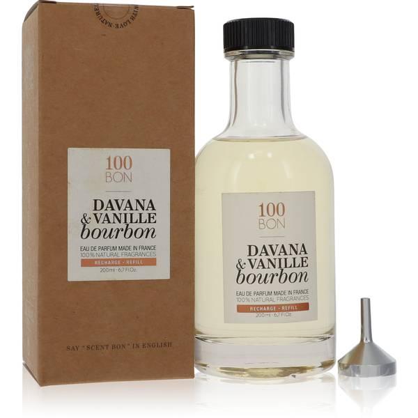 100 Bon Davana & Vanille Bourbon Cologne