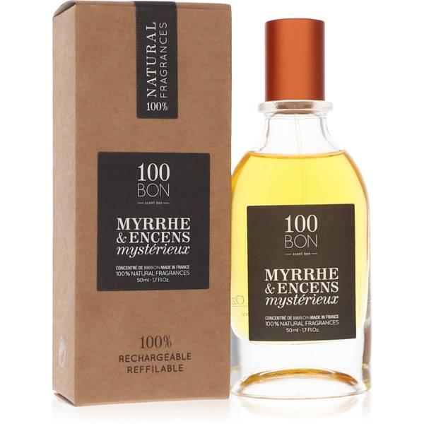 100 Bon Myrrhe & Encens Mysterieux Cologne by 100 Bon