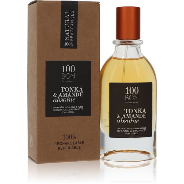 100 Bon Tonka & Amande Absolue Cologne