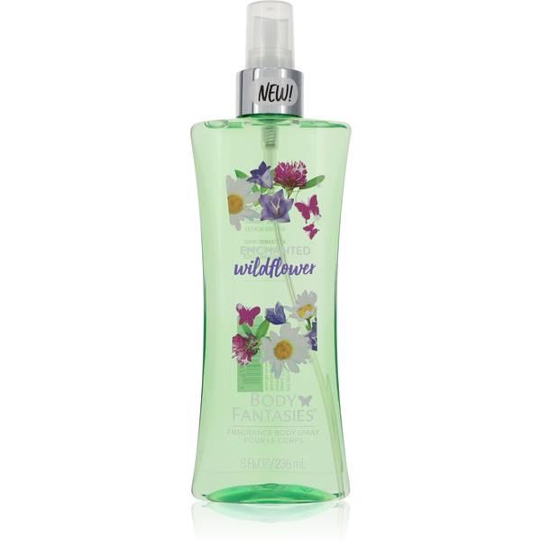 Body Fantasies Enchanted Wildflower Perfume by Parfums De Coeur