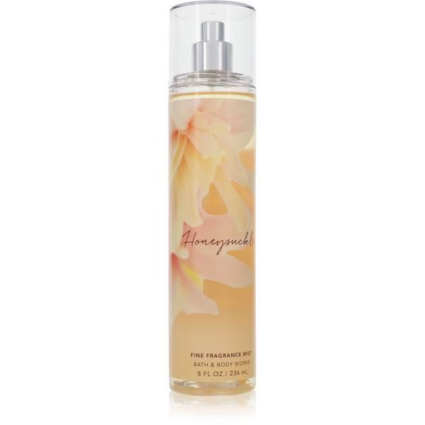 Bath & Body Works Honeysuckle Perfume