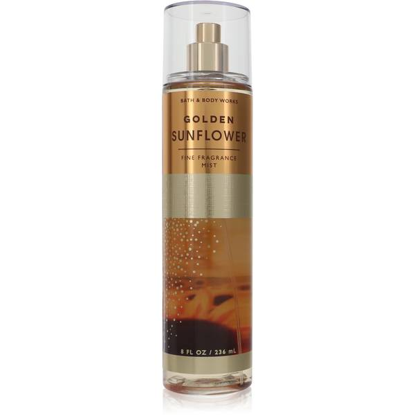 Golden Sunflower Perfume by Bath & Body Works