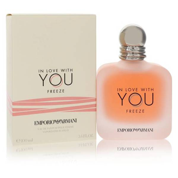 In Love With You Freeze Perfume by Giorgio Armani