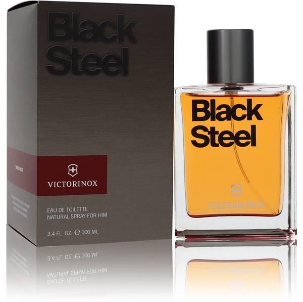 Victorinox Black Steel Cologne by Victorinox