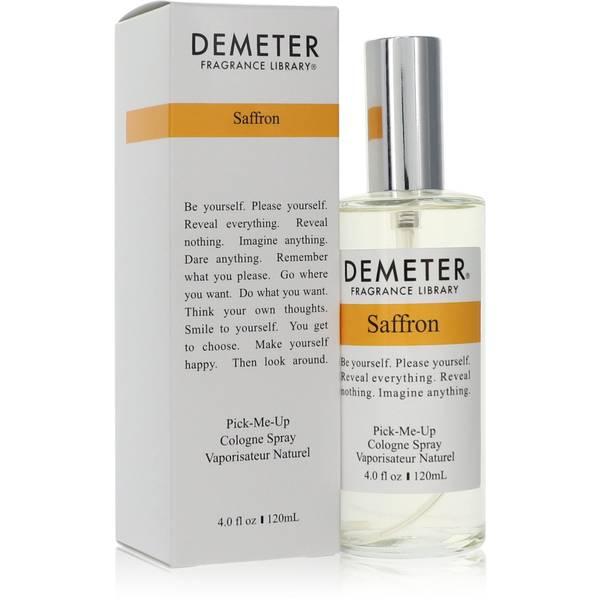 Demeter Saffron Cologne