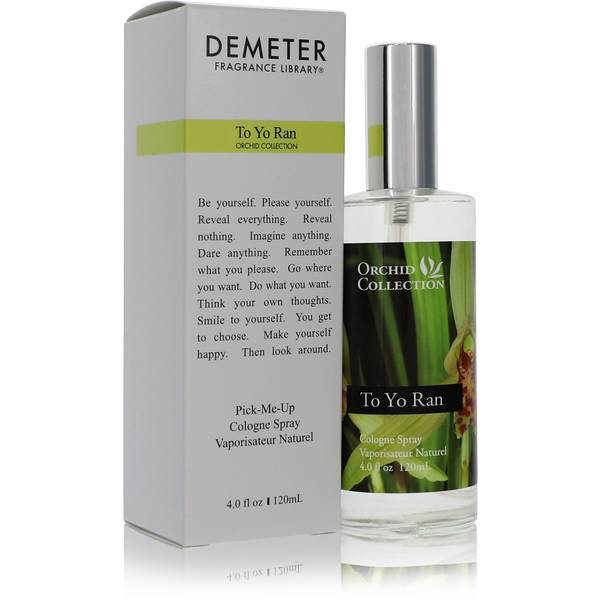 Demeter To Yo Ran Orchid Cologne