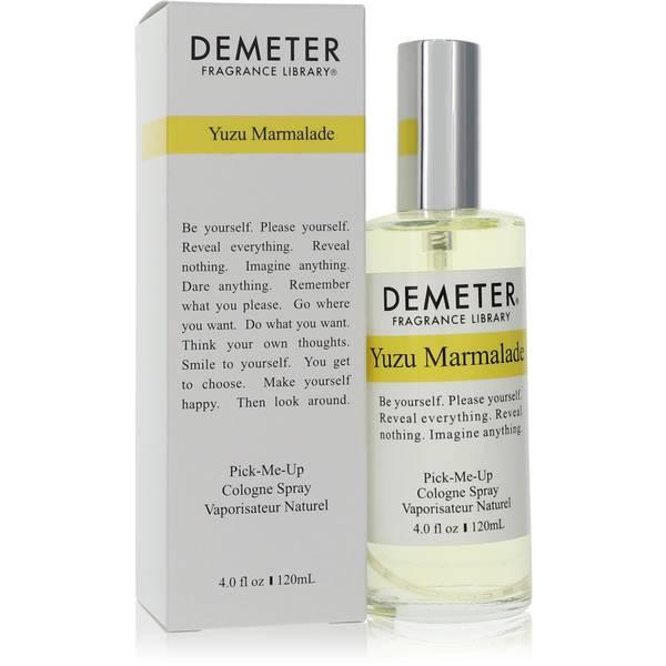 Demeter Yuzu Marmalade Perfume by Demeter
