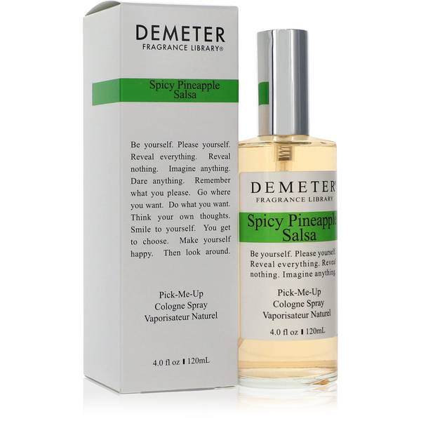 Demeter Spicy Pineapple Salsa Cologne