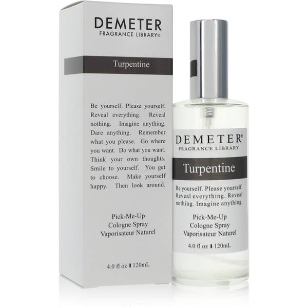 Demeter Turpentine Cologne by Demeter