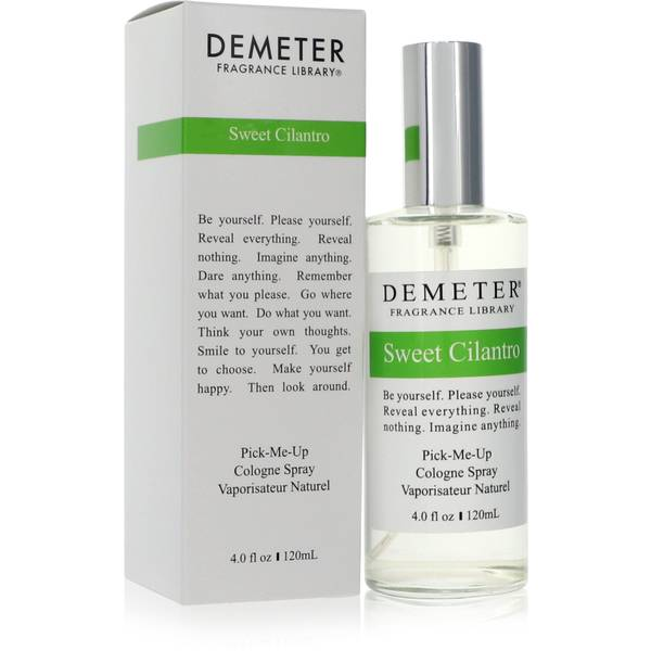 Demeter Sweet Cilantro Cologne by Demeter