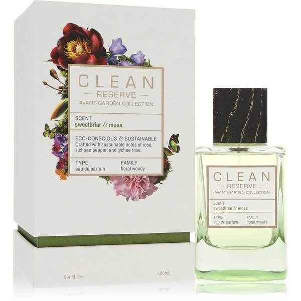 Avant Garden Collection Sweetbriar & Moss Cologne