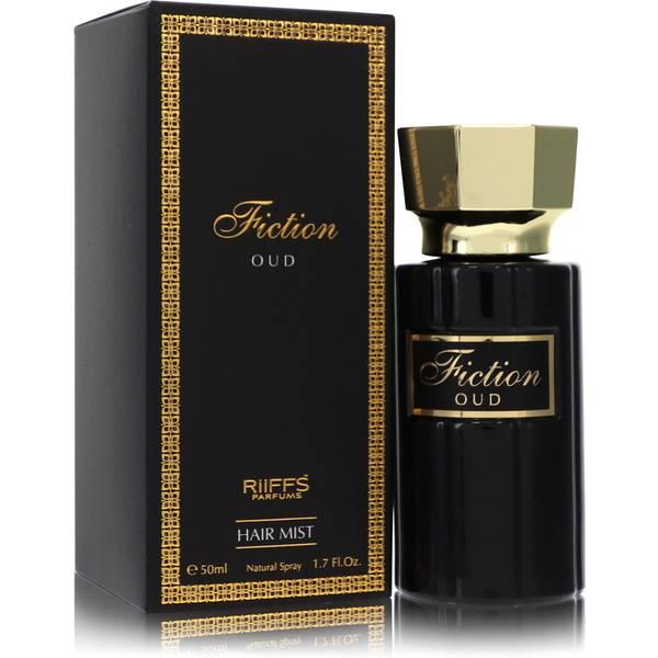 Fiction Oud Perfume by Riiffs