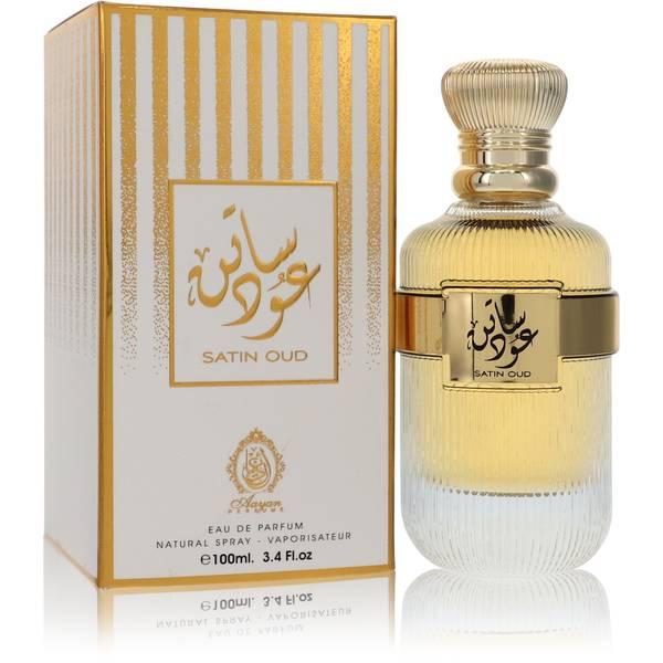 Aayan Satin Oud Perfume